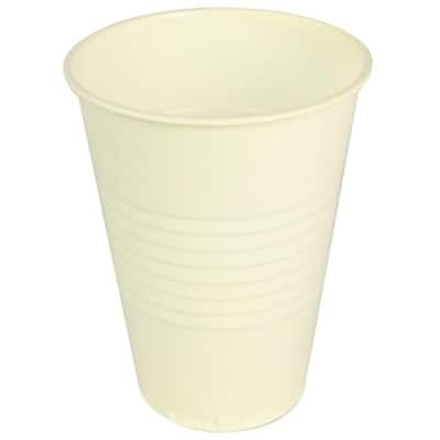 Disposable Cups 200 ml White 2000 Pieces
