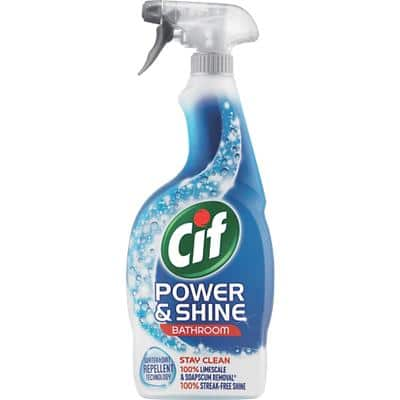 Cif Bathroom Cleaner Power & Shine 700ml