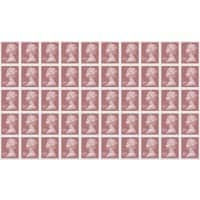 Royal Mail £1.50 Postage Stamps Self Adhesive 50 Pieces