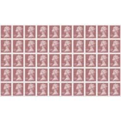 Royal Mail SH15 Postage Stamps 50 pieces