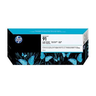 HP 91 Original Ink Cartridge C9465A Photo Black