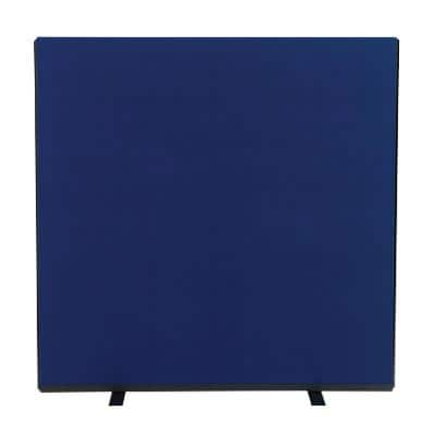 Freestanding Screen CSC8-RB Royal Blue Woolmix 1,200 x 1,200 mm