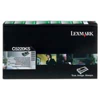 Lexmark C5220KS Original Toner Cartridge Black