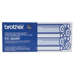 Brother Original Transfer Roller PC-304RF Black 4 pieces