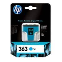 HP 363 Original Ink Cartridge C8771EE Cyan