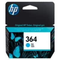 HP 364 Original Ink Cartridge CB318EE Cyan