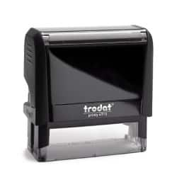 Trodat Self-inking Stamp Black