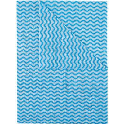 Robert Scott Cleaning Wipes Blue 36 x 50cm Pack of 50