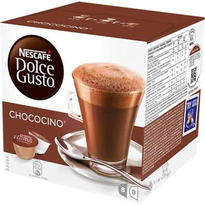 NESCAFÉ Dolce Gusto Chococino Coffee Capsules 16 Pieces