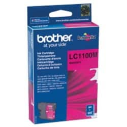 Brother LC1100M Original Ink Cartridge Magenta