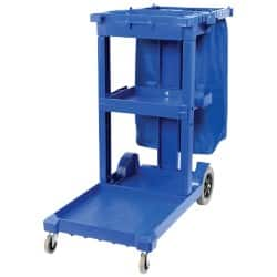 Multi-Purpose Janitorial Trolley with Bag
