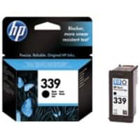 HP 339 Original Ink Cartridge C8767EE Black