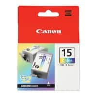 Canon BCI-15C Original Ink Cartridge 3 Colours 2 pieces