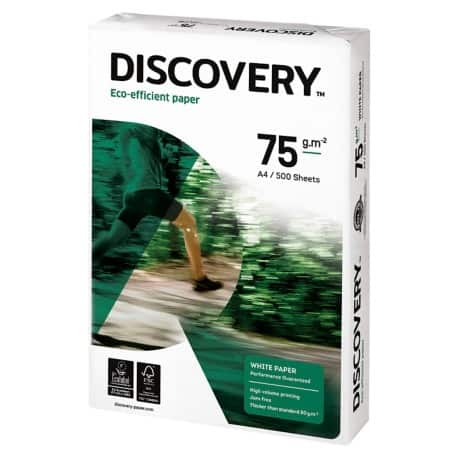 Discovery Universal Paper A4 75gsm White 500 sheets