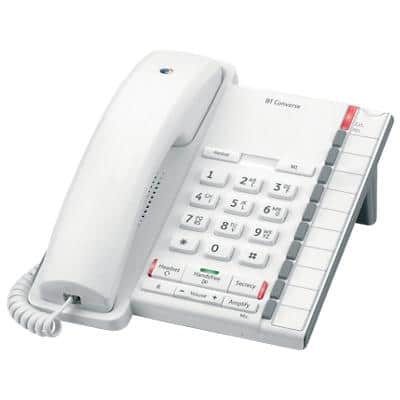 BT Telephone Converse 2200 White