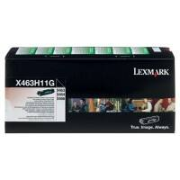 Lexmark X463H11G Original Toner Cartridge Black