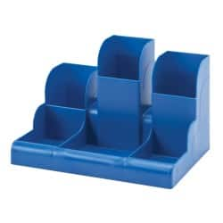 Niceday Tube Desk Tidy Blue