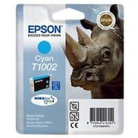 Epson T1002 Original Ink Cartridge C13T10024010 Cyan