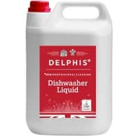 Delphis Eco Dishwasher Liquid Concentrate 5L