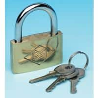 Brass Padlock 40mm