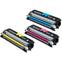 Konica Minolta A0V30NH Original Toner Cartridge A0V30NH 3 Colours Pack of 3