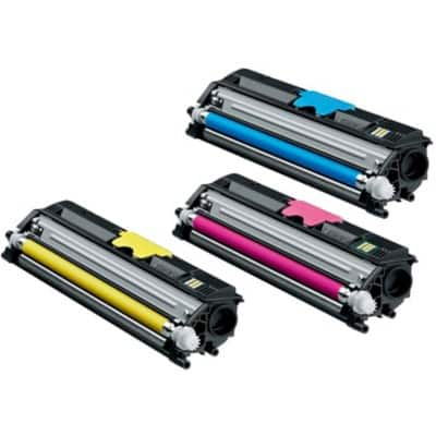 Konica Minolta A0V30NH Original Toner Cartridge A0V30NH 3 Colours 3 pieces