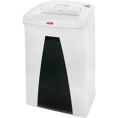 HSM SECURIO B22 Strip-Cut Shredder Security Level P-2 17-19 Sheets
