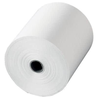 Niceday Thermal Roll 80 mm x 80 m x 12 mm (core Ø) 1ply 48 gsm 5 Rolls