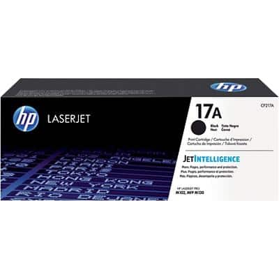 HP 17A Original Toner Cartridge CF217A Black