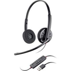 Plantronics Blackwire C320-M binaural USB headset for PC or Mac