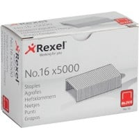 Rexel Staples No. 16 24/6 Pack of 5000