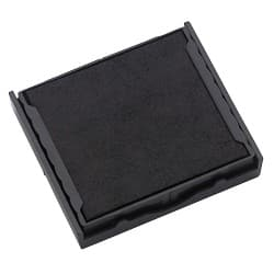 Replacement Twin Ink Pad For Trodat Printy D.I.Y. Stamps Up To 8 Lines Black