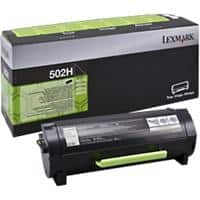 Lexmark 50F2H00 Original Toner Cartridge Black