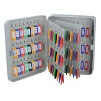 Office Depot Key Cabinet 30 x 24 x 9 cm 144 Hooks