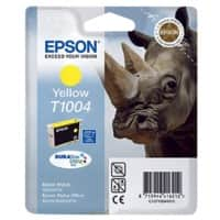 Epson T1004 Original Ink Cartridge C13T10044010 Yellow