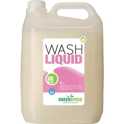 GREENSPEED by ecover Laundry Detergent Perfumed 5L
