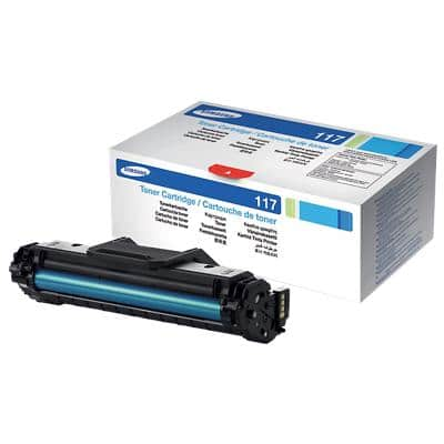 Samsung MLT-D117S Original Toner Cartridge Black