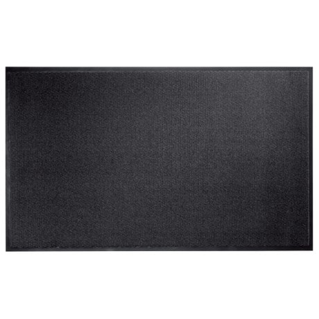 Niceday Internal Use Floormat 900 mm x 1500 mm Black