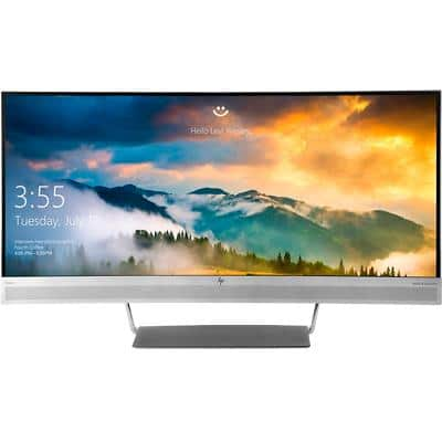 HP 34 inch Curved Monitor Anti-glare EliteDisplay S340c