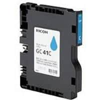 Ricoh GC-41CH Original Ink Cartridge 405762 Cyan