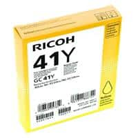 Ricoh GC-41YH Original Ink Cartridge 405764 Yellow