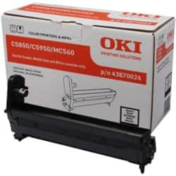 OKI 43870024 Original Drum Black