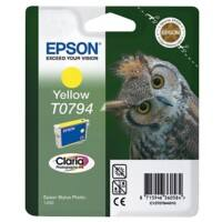 Epson T0794 Original Ink Cartridge C13T07944010 Yellow