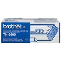 Brother TN-6600 Original Toner Cartridge Black