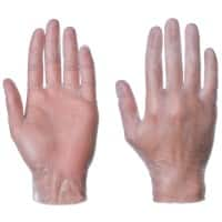 Supertouch Gloves 11103 Latex Size L Transparent 100 Pieces