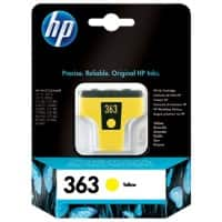 HP 363 Original Ink Cartridge C8773EE Yellow
