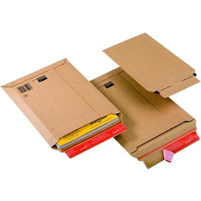 ColomPac CP 010.08 (340 x 500 x 1-50) Envelope Brown 353 (W) x 518 (D) x 50 (H) mm