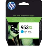HP 953XL Original Ink Cartridge F6U16AE Cyan