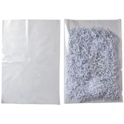 niceday Polythene Bags Clear 508 x 762 mm 200 pieces