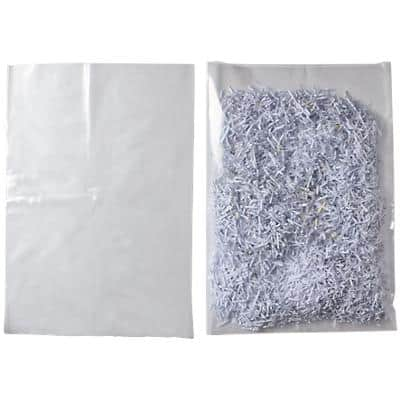 Polythene Bags Transparent 76.2 x 50.8 cm Pack of 1000